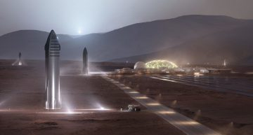 SpaceX Starship at 0.1% cost per launch of NASA's $2 Million
