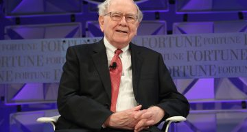 Berkshire Hathaway performance below par compared to S&P 500