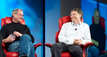 Apple vs. Microsoft: The Real History