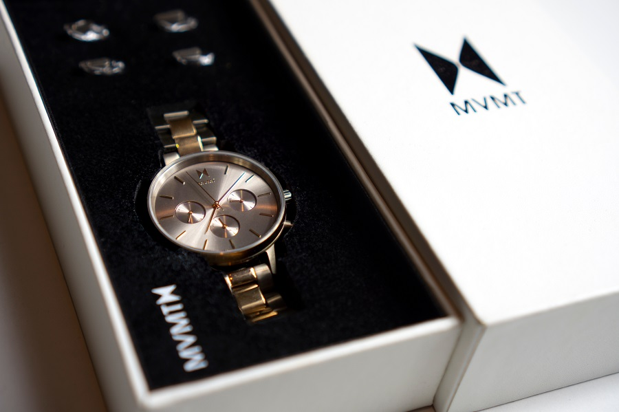MVMT Watches world's most crowdfunded projects