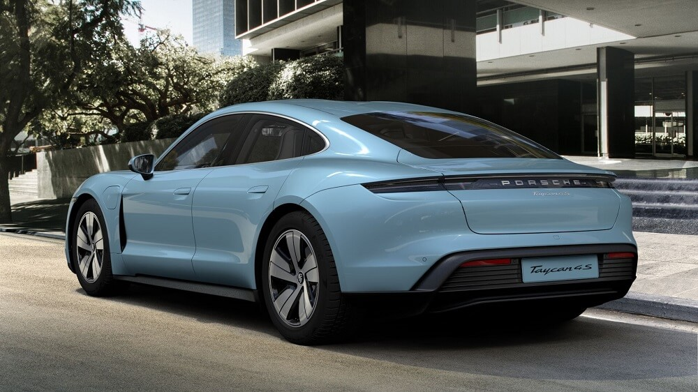 Taycan Porsche 2020