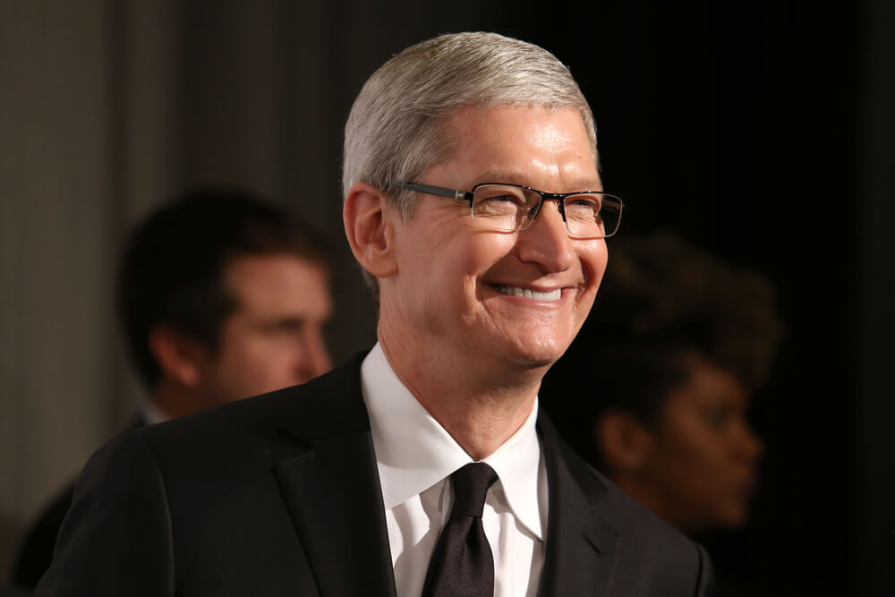 Tim Cook highly successful people who wake up early