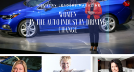 Industry Leaders: Top Women in Automotive Industry