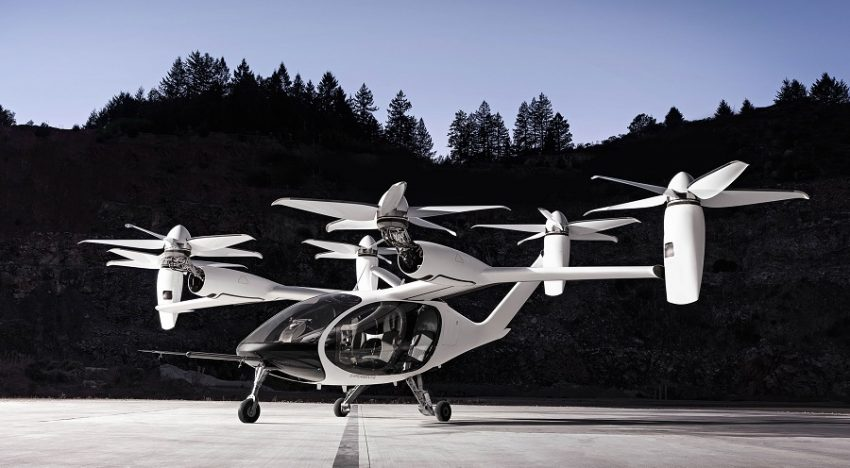 Toyota Invests 400 Million in Air Taxi Startup Joby