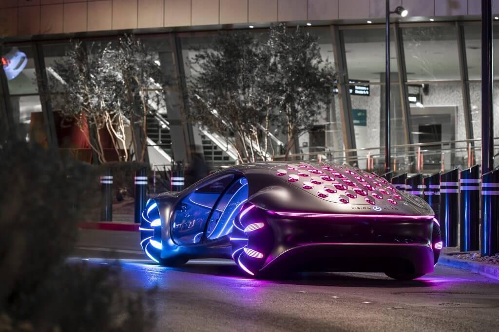 Mercedes-Benz expert talks @ CES 2020: Customizing the futureMercedes-Benz expert talks @ CES 2020: Customizing the future
