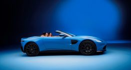 Aston Martin Vantage Roadster lives up to its legacy of sports and power