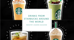 10 Delicious Drinks from Starbucks around the World