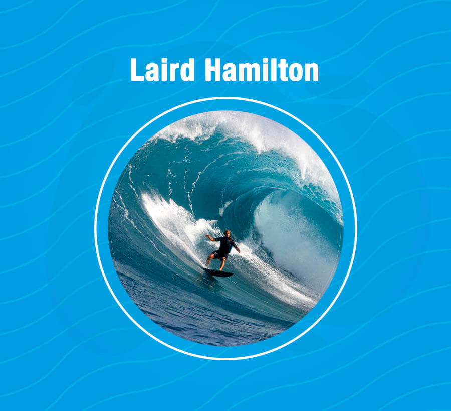 Laird-Hamilton-World's Most Popular Surfers
