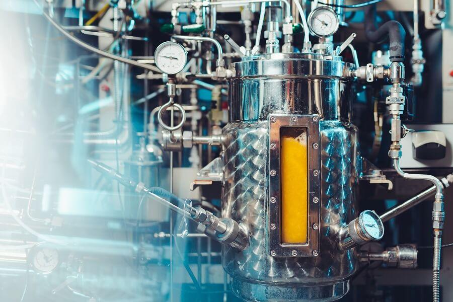 Solein protein in laboratory