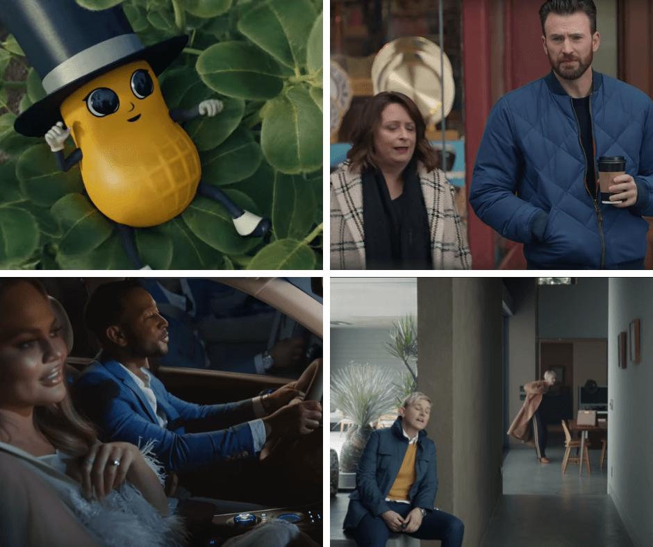Super Bowl Ads in 2020