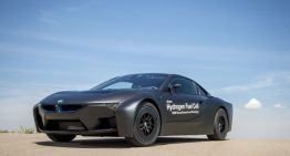 BMW gearing to launch hydrogen fuel run vehicles by decade-end