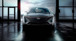 GM showcases EV Cadillac Lyriq with proprietary Ultium Batteries