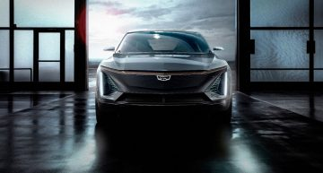 GM showcases EV Cadillac Lyriq with proprietary Ultium Batteries