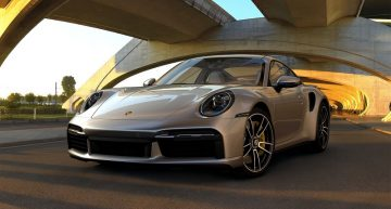 Porsche Turbo S 911 Gets Lightweight and Sports Packages