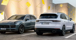 Porsche Cayenne Coupe packs a sporty punch in performance