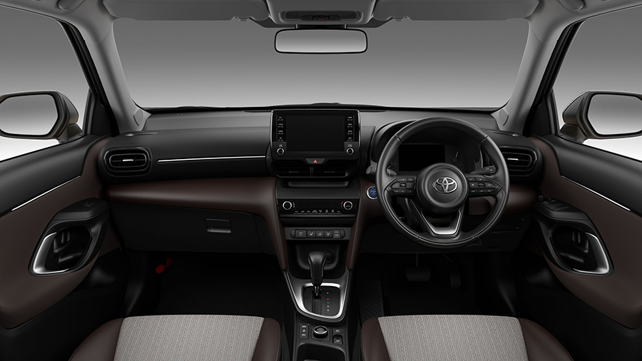 Toyota-Yaris-Cross-Interior