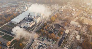 Climate Change: UK Carbon Emissions Hit Lowest Level Since 1988