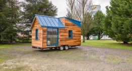 Baluchon's Mogote, a $87,500 Tiny House on Wheels