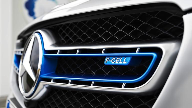 Daimler-Hydrogen-Fuel-Cell