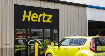 Hertz Bankruptcy Filing Reflects Grim COVID-19 Realities