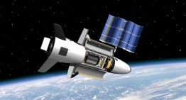 X-37B Spacecraft on Sixth Mission to Test Use of Solar Power to Generate Microwave Energy