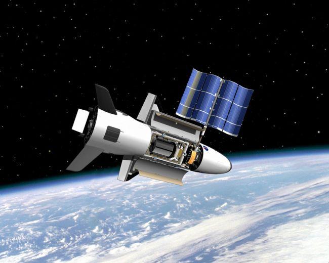 X-37B-Space-NASA