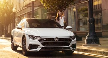 Volkswagen Upgrades Arteon R and Introduces Hybrid Line