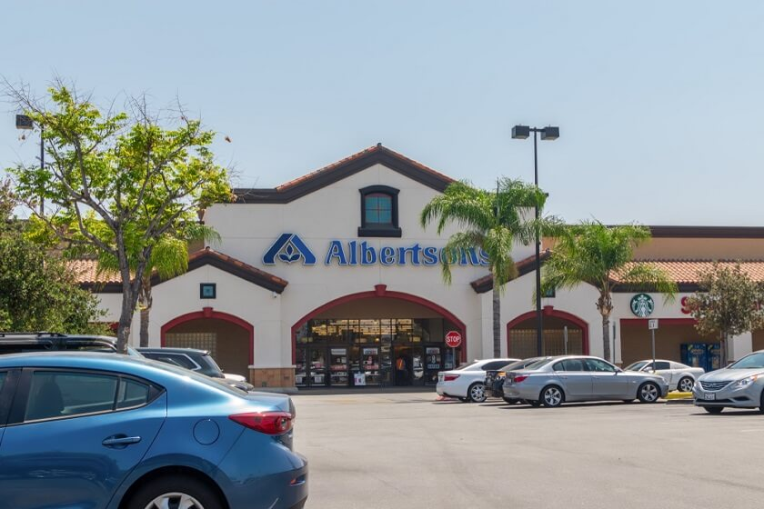 Albertsons-Supermarket