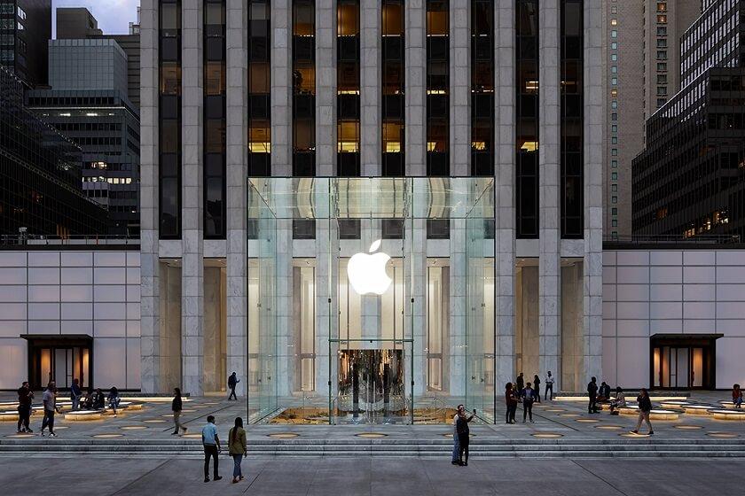 Apple-Fifth-Avenue