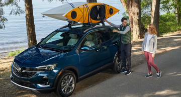 Buick GX Essence Packs Power and Safety and Is High On Compact Cuteness