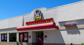 Chuck E. Cheese files for bankruptcy