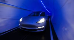 Musk's The Boring Company To Finish Underground 2.8 Mile Loop In 4 Years