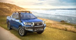 Toyota Unveils New Improved HiLux Model