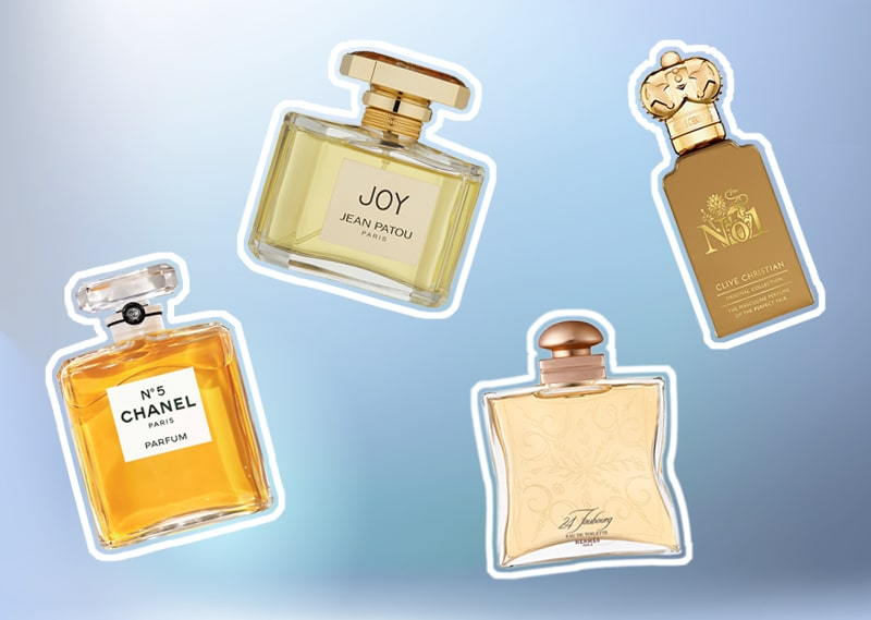 World's most expensive perfumes