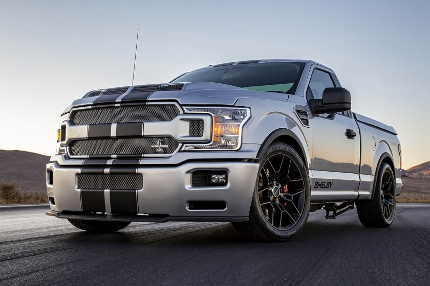 Ford-Shelby-American-F-150-Super-Snake Review