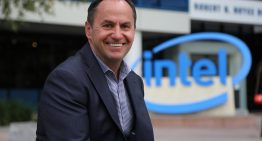 Intel Chief Hints at Outsourcing Chip Making