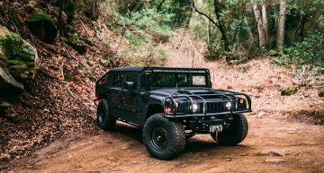Mil-Spec's $300,000 Hummer H1 is the most-capable off-roader yet