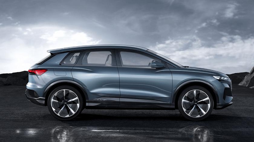 Q4 Audi e tron SUV sportbacks 2021