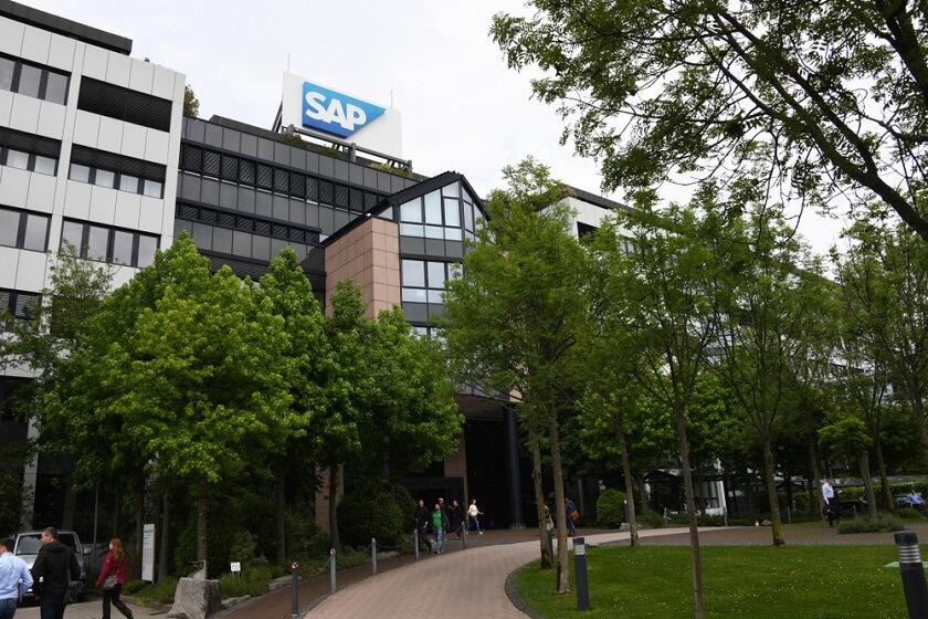 SAP Headquarters SAP Qualtrics Hive Off