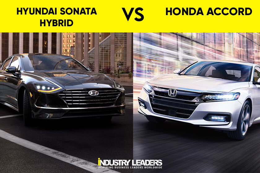Honda Accords vs Hyundai Sonata Hybrid 2020 vs Toyota Camry