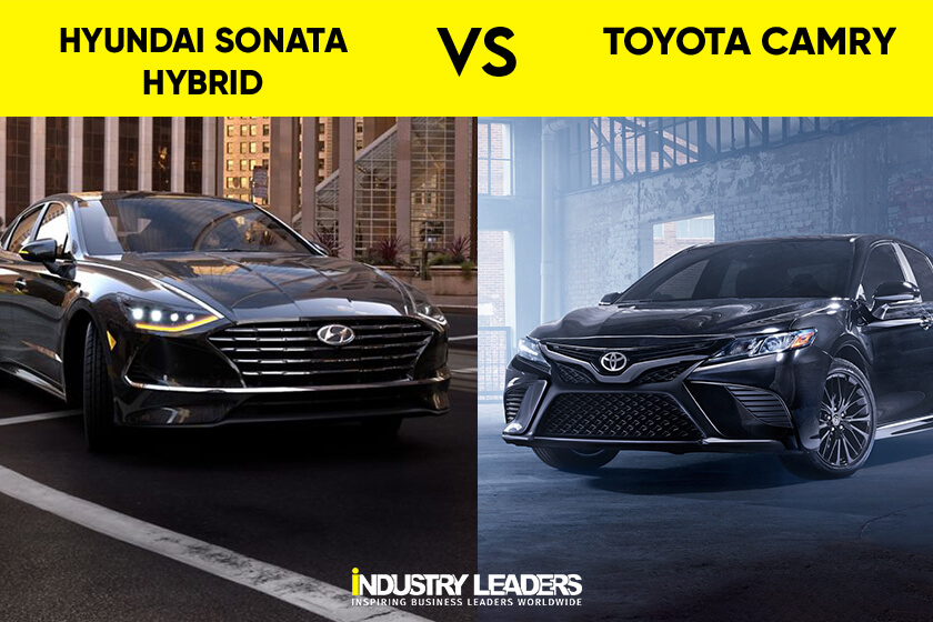 Honda Accords vs Hyundai Sonata ybrid 2020 vs Toyota Camry