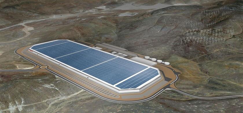 Gigafactory in Asia Tesla Elon Musk Shanghai Berlin