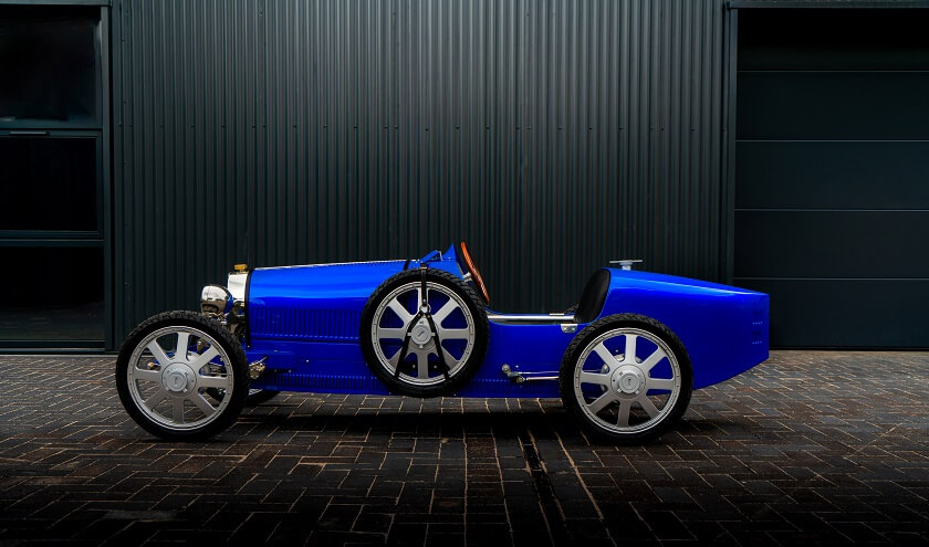 Bugatti Toy Car EV Electric Vehicle