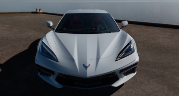 2020 Corvette C8 stands as This Year's Indy 500 Pace Car