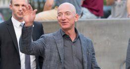 Jeff Bezos offloads $3.1 billion worth of Amazon shares
