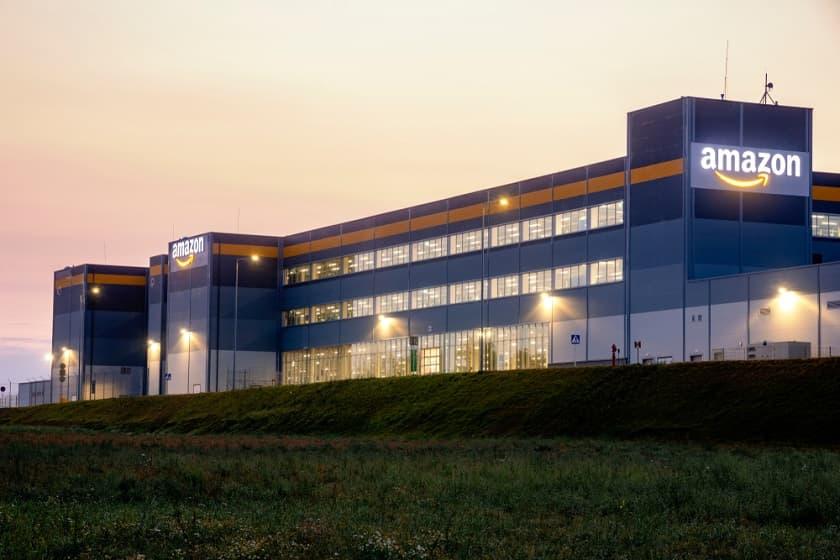 Amazon Fulfilment Centers JC Penney Sears