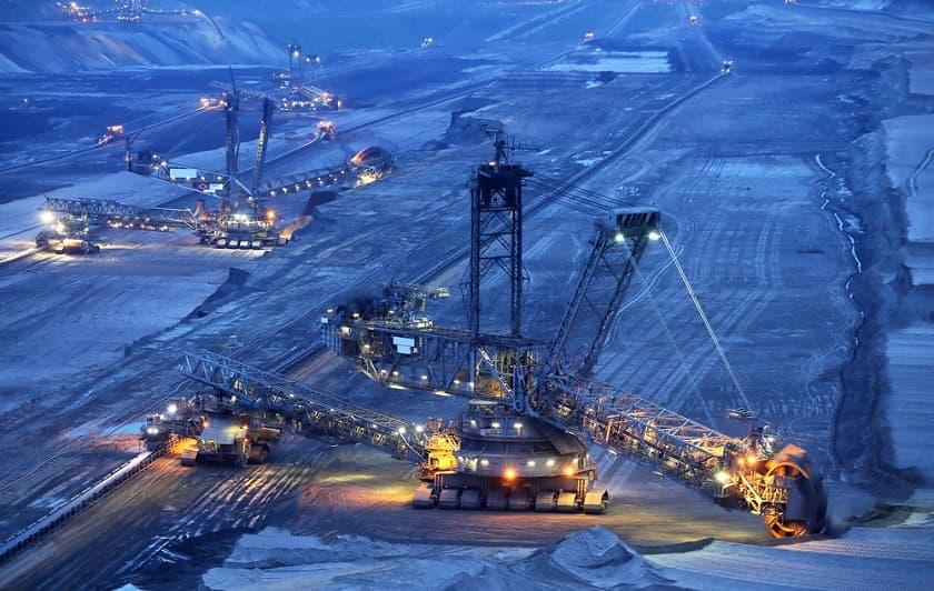 Coal Energy Renewables Fossil Fuel Paris Agreement