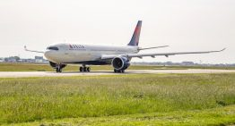 Delta resumes 50 International Routes