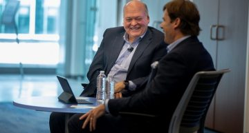 Ford CEO Jim Retires Mid-Pandemic, COO Jim Farley takes over