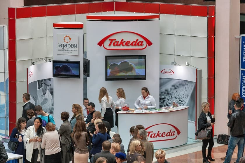 Takeda Pharmaceutical The Blackstone Group TCHC